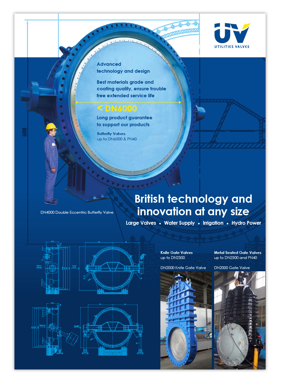 Utilities-Valves-Capabilities-brochure