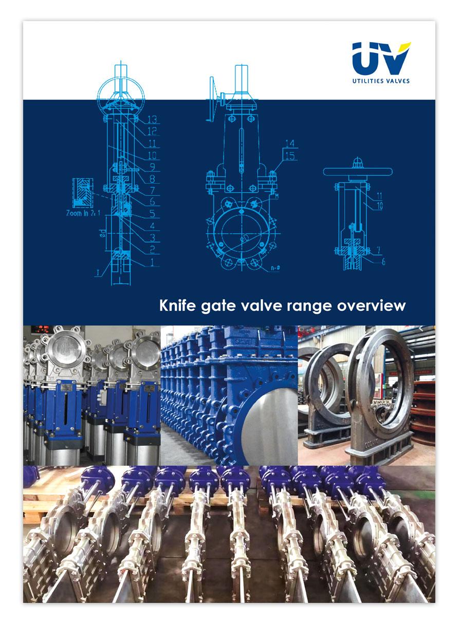 Utilities-Valves-Knife-gate-valve-range-brochure