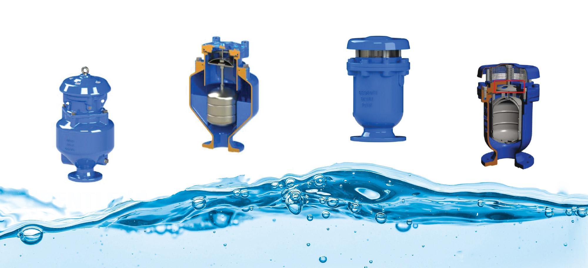 Utilities Valves air valves